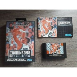 MD DAVID ROBINSON S SUPREME COURT - Jeux Mega Drive au prix de 4,95€