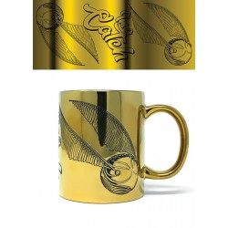 MUG HARRY POTTER I AM A CATCH METALLIC 315ML - Mugs au prix de 12,95 €