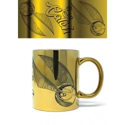 MUG HARRY POTTER I AM A CATCH METALLIC 315ML - Mugs au prix de 12,95€