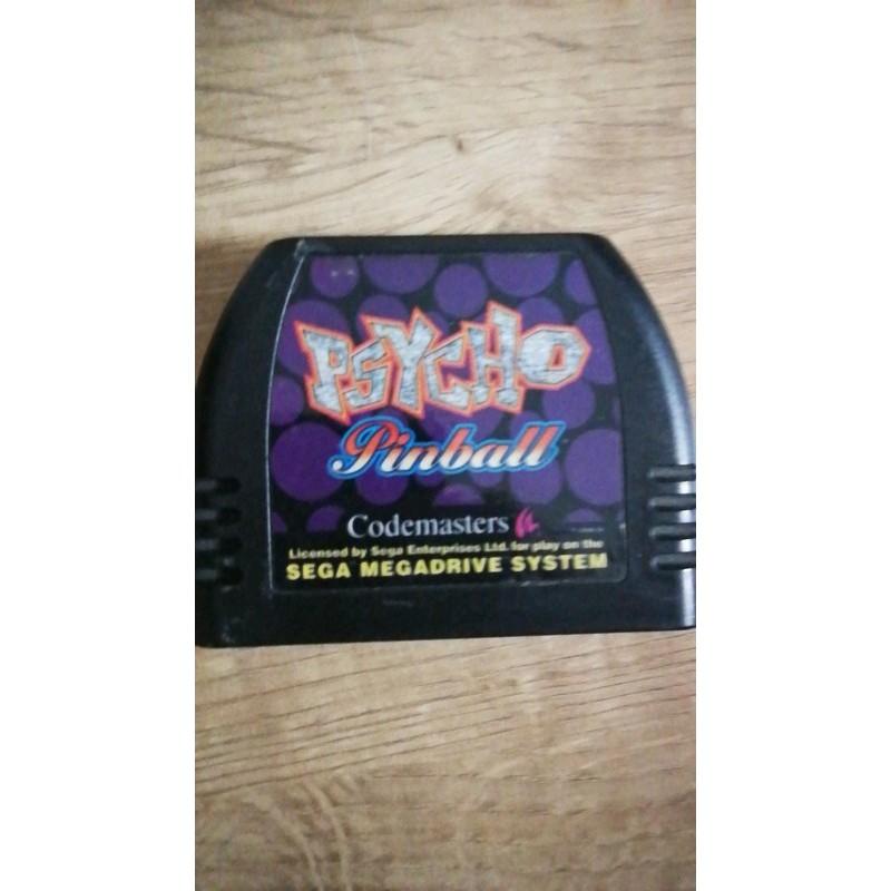 MD PSYCHO PINBALL (LOOSE) - Jeux Mega Drive au prix de 6,95€