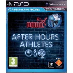PS3 AFTER HOURS ATHLETES - Jeux PS3 au prix de 6,95€