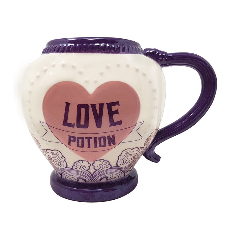 MUG HARRY POTTER LOVE POTION 369ML - Mugs au prix de 19,95 €
