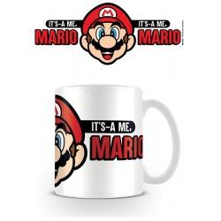 MUG MARIO IT S A ME 315ML - Mugs au prix de 9,95€