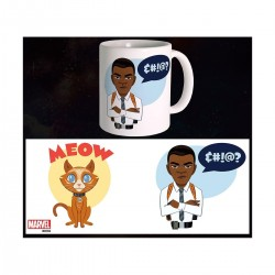 MUG MARVEL CAPTAIN MEOW 300ML - Mugs au prix de 9,95 €