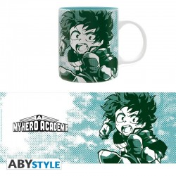 MUG MY HERO ACADEMIA DEKU 320ML - Mugs au prix de 9,95€