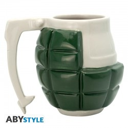 MUG MY HERO ACADEMIA GRENADE 3D 400ML - Mugs au prix de 14,95€