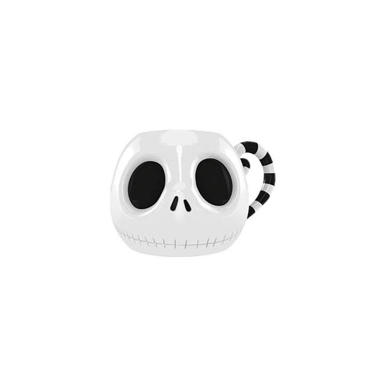 MUG NIGHTMARE BEFORE CHRISTMAS 3DS JACK S FACE 500ML - Mugs au prix de 17,95€