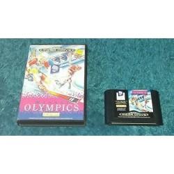 MD WINTER OLYMPICS (SANS NOTICE) - Jeux Mega Drive au prix de 3,95€