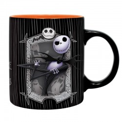 MUG NIGHTMARE BEFORE CHRISTMAS JACK ET ZERO 320ML - Mugs au prix de 9,95 €