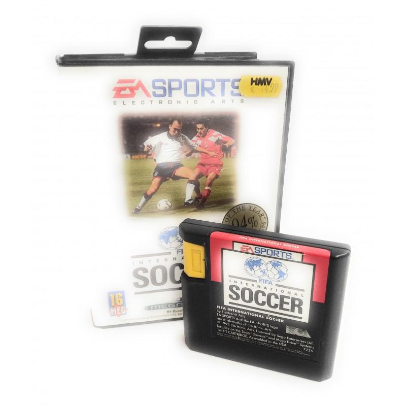 MD FIFA INTERNATIONAL SOCCER (SANS NOTICE) - Jeux Mega Drive au prix de 3,95€