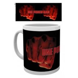 MUG ONE PUNCH MAN FIST 300ML - Mugs au prix de 9,95€