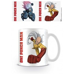 MUG ONE PUNCH MAN SAITAMA VS BOROS 315ML - Mugs au prix de 9,95 €