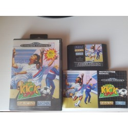 MD SUPER KICK OFF - Jeux Mega Drive au prix de 4,95€
