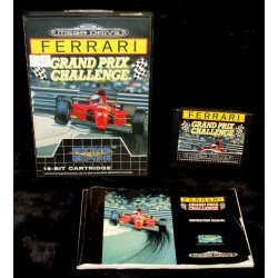 MD FERRARI GP CHALLENGE - Jeux Mega Drive au prix de 6,95€
