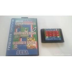 MD SEGA SPORTS 1 (LOOSE) - Jeux Mega Drive au prix de 1,95€