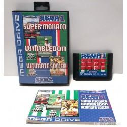 MD SEGA SPORTS 1 - Jeux Mega Drive au prix de 4,95€