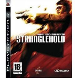 PS3 STRANGLEHOLD - Jeux PS3 au prix de 4,95€