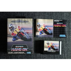 MD SUPER HANG ON - Jeux Mega Drive au prix de 9,95 €