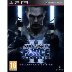 PS3 STAR WARS POUVOIR 2 UNLEASHED EDITION COLLECTOR - Jeux PS3 au prix de 29,95€