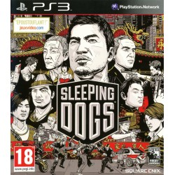 PS3 SLEEPING DOGS - Jeux PS3 au prix de 4,95€