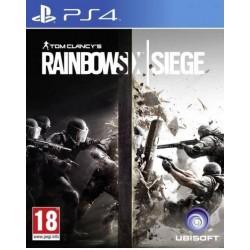 PS4 RAINBOW SIX SIEGE - Jeux PS4 au prix de 24,95€