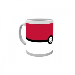 MUG POKEMON POKEBALL 300ML - Mugs au prix de 9,95 €