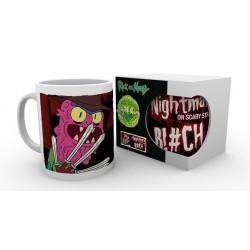 MUG RICK ET MORTY SCARY TERRY 300ML - Mugs au prix de 9,95€
