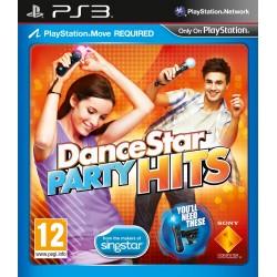 PS3 DANCESTAR PARTY HITS - Jeux PS3 au prix de 4,95€