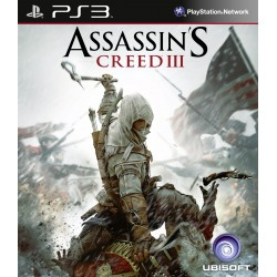 PS3 ASSASSIN S CREED III - Jeux PS3 au prix de 4,95 €