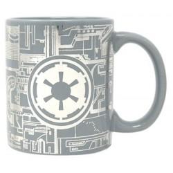 MUG STAR WARS ETOILE NOIRE 315ML - Mugs au prix de 9,95€