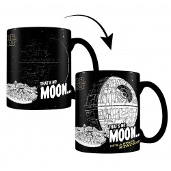 MUG STAR WARS THATS NO MOON 315ML - Mugs au prix de 11,95 €