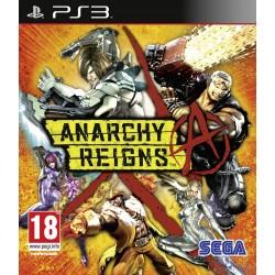 PS3 ANARCHY REIGNS - Jeux PS3 au prix de 7,95€