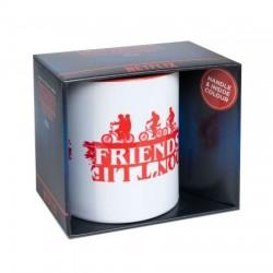 MUG STRANGER THINGS FRIENDS 315ML - Mugs au prix de 9,95€