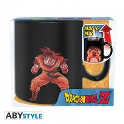 MUG THERMIQUE DRAGON BALL Z GOKU 460ML - Mugs au prix de 12,95€