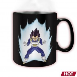 MUG THERMIQUE DRAGON BALL Z VEGETA 460 ML - Mugs au prix de 12,95 €