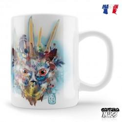 MUG TOTORO NEKO SPIRIT 325ML - Mugs au prix de 9,95€