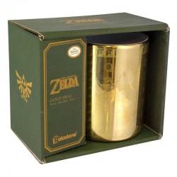 MUG ZELDA GLOSSAIRE DORE 350ML - Mugs au prix de 9,95€