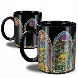 MUG THERMIQUE ZELDA LINK 300ML - Mugs au prix de 9,95€
