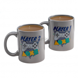 MUGS ASSORTISSEMENT PLAYSTATION 330ML - Mugs au prix de 14,95 €