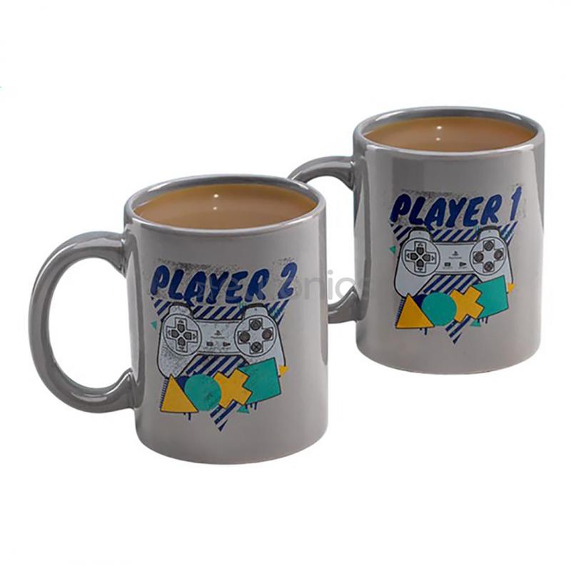 MUGS ASSORTISSEMENT PLAYSTATION 330ML - Mugs au prix de 14,95€