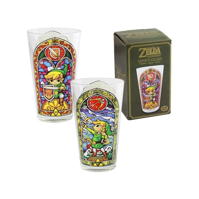 VERRE ZELDA VITRAIL 450ML - Mugs au prix de 9,95€