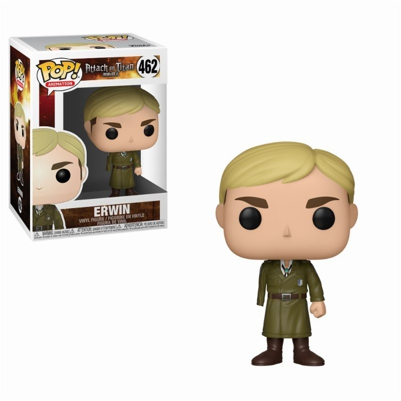 POP ATTACK ON TITAN 462 ERWIN - Figurines POP au prix de 14,95 €