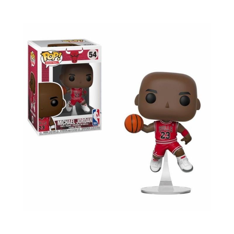 POP BASKETBALL 54 MICHAEL JORDAN - Figurines POP au prix de 14,95€