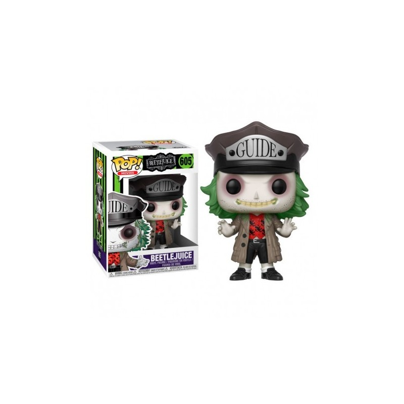 POP BEETLEJUICE 605 BEETLEJUICE - Figurines POP au prix de 14,95 €