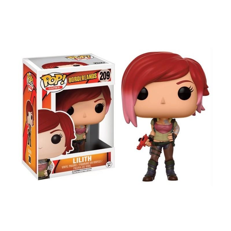 POP BORDERLANDS 209 LILITH - Figurines POP au prix de 14,95€