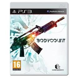 PS3 BODYCOUNT - Jeux PS3 au prix de 6,95€