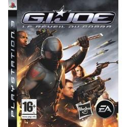 PS3 GI JOE LE REVEIL DU COBRA - Jeux PS3 au prix de 6,95€