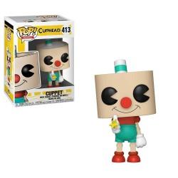 POP CUPHEAD 413 CUPPET - Figurines POP au prix de 14,95€