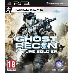 PS3 GHOST RECON FUTURE SOLDIER - Jeux PS3 au prix de 6,95€
