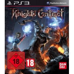 PS3 KNIGHTS CONTRACT - Jeux PS3 au prix de 7,95€